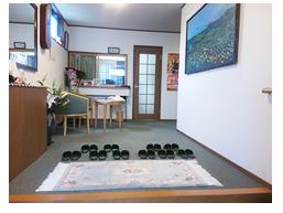 多田旅館玄関写真